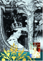 Australia 2013 Maxicard Scott #3901 $2.60 Elizabeth II At Coronation 60th Anniversary Coronation First Day Issue - Maximumkarten (MC)