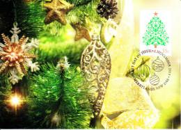 Australia 2013 Maxicard Scott #4009 55c Tree Christmas First Day Issue - Maximumkarten (MC)