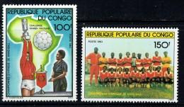 1980  Championnat Africain De Handball ** - Kongo - Brazzaville