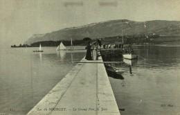 73 - Lac Du BOURGET - Le Grand Port, La Jetée - Sin Clasificación