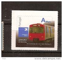 Portugal ** & Comboio Metropolitano De Lisboa 2010 - Trenes
