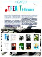 France 2013** Collector Le Centenaire De Charles Trenet ( Edition Limitée ) - Nuevos