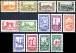 Algérie 1930 - Centenaire De L´Algérie Française  , Yvert# 87/99 (13v )  - Neufs , Sans Traces Charnières ** - Algeria (1924-1962)