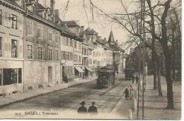 Basel  Totentanz   ( Voir Timbres Tram - BS Bâle-Ville