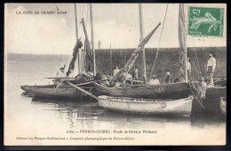 PERROS GUIREC 22 - Etude De Bateaux Pêcheurs - Perros-Guirec