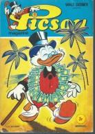 PICSOU MAGAZINE  N° 30   -  EDI-MONDE 1974 - Kleinformat