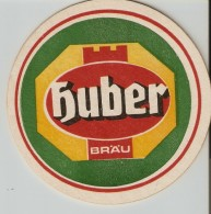 HUBER - Sous-bocks