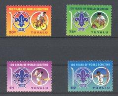 Tuvalu - 2007 Scouts MNH__(TH-18110) - Tuvalu