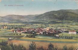 St. Andrä Im Lavanttal (1031) * Karte Von 1917 - Autriche