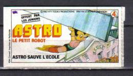 H577 - LIVRET FROMAGE LESJUNIORS - ASTRO LE PETIT ROBOT - Ohne Zuordnung
