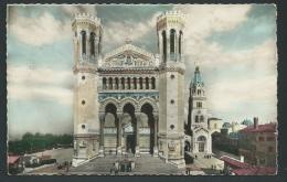Lyon - Basilique Notre Dame De Fourvière , La Façade    - Obe2418 - Other
