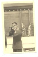 Carte Photo - Tir Forain - Shooting Stand - Fête Foraine, Kermesse, Foire. (1071) B195 - Cartes Postales