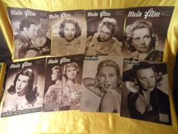 Mein Film - Konvolut Ca. 120 Hefte ) Mit 3 Original Autogramme - Film & TV