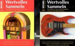 Wertvolles Sammeln Magazin-Hefte 4+5/ 2016 MICHEL Neu 30€ Luxus Informationen Of The World Special Magacine From Germany - Literatur & Software