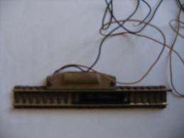 Rail De Dételage électrique Fleischmann Picolo Appareil De Voie Echelle N - Eletric Supplies And Equipment