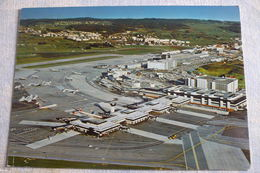 AIRPORT / FLUGHAFEN / AEROPORT      ZURICH   KLOTEN - Aerodrome