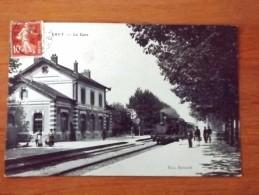 ERVY LA GARE - France