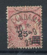 Monaco   N°52 Prince Albert 1er - Used Stamps