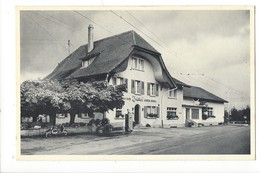 15847 - Restaurant Schwanen Gerolfingen Pompe à Essence - BE Berne