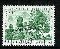 Österreich 1967: Mi-Nr. 1251: Forststudien - 1945-.... 2de Republiek