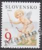Slovakia - Slovaquie 2005 Yvert 437 Saint Valentines - MNH - Slovaquie