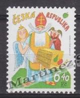 Czech Republic - Tcheque 2002 Yvert 311, Saint Nicholas - MNH - Tchéquie