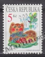Czech Republic - Tcheque 2000 Yvert 245 Easter - MNH - Tchéquie