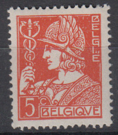 BELGIË - OBP - 1932 - Nr 336 - MNH** - 1932 Ceres En Mercurius