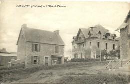 CARANTEC, L'Hôtel D'Arvor - Carantec