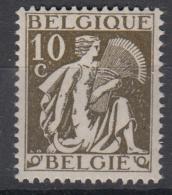 BELGIË - OBP - 1932 - Nr 337 - MNH** - 1932 Ceres Und Mercure