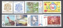 Spanish Andorra - Andorra Española 2006 - Complete Year - MNH - Spanish Andorra