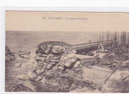 Cpa-56- Ile De Groix -grippe Et Port Tudy-edi Laurent Nel N°564 - Groix