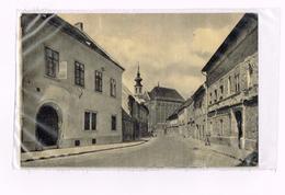 Budapest - Utca - Reszlet A Varban - Magyar - Hongrie - Timbre/Stamp - Hongrie
