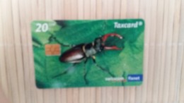 20 CHF  Phonecard Zwitseland Used 2 Scans Rare - Switzerland
