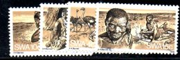 Z1058A - SOUTH WEST AFRICA 1978 , Serie 389/392 - Africa Del Sud-Ovest (1923-1990)