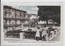 CPSM Beaucaire GARD Non Circulé Taureau - Beaucaire