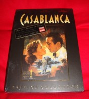 Dvd Zone 2 Casablanca Édition Limitée Collector 2 Dvd Warner Neuf - Klassiekers