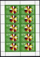 SLOVAKIA 2006 Europa: Integration Sheetlet MNH / **.  Michel 534 - Blocks & Sheetlets