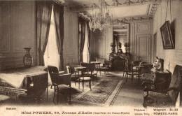 HOTEL POWERS  AVENUE D ANTIN - Cafés, Hoteles, Restaurantes
