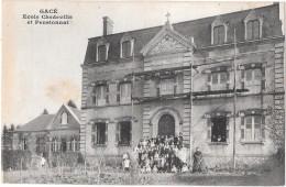 GACE -- Ecole Chedeville Et Pensionnat - Gace