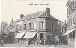 GACE -- Place De La Halle - Gace