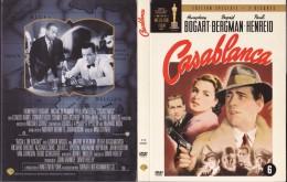 Dvd Zone 2 Casablanca Édition Spéciale 2 Disques Warner - Klassiekers