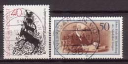 BRD , 1982 , Mi.Nr. 1120 / 1122 O - [7] République Fédérale