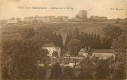 71 -  SEMUR EN BRIONNAIS -  CHATEAU DE LA VALLEE - Otros Municipios