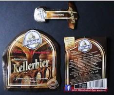 Germany -  Kulmbacher Brauerei AG - Mönchshof Kellerbier - Kulmbach/Bayern - Bière