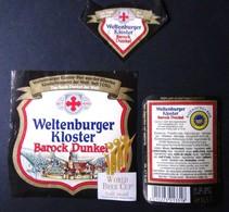 Germany -  Klosterbrauerei Weltenburger - Barock Dunkel - Weltenburg/Bayern - Bière