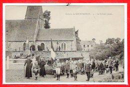 14 - Colonie De COURVAUDON - La Colonie Passe - France