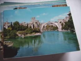 Bosnië Herzegovina Mostar With Old Bridge - Bosnië En Herzegovina