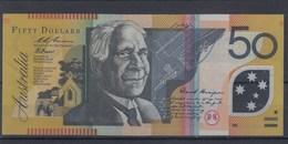 0222 BILLETE AUSTRALIA 50 DOLLARS CIRCULADO - Otros
