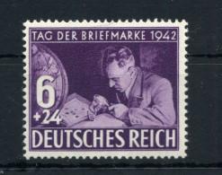 1942 TERZO REICH SERIE COMPLETA ** - Germania